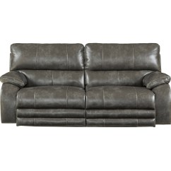 Crescent Power Sofa Recliner With Headrest Clearance Beds Reclining And Lay Flat By