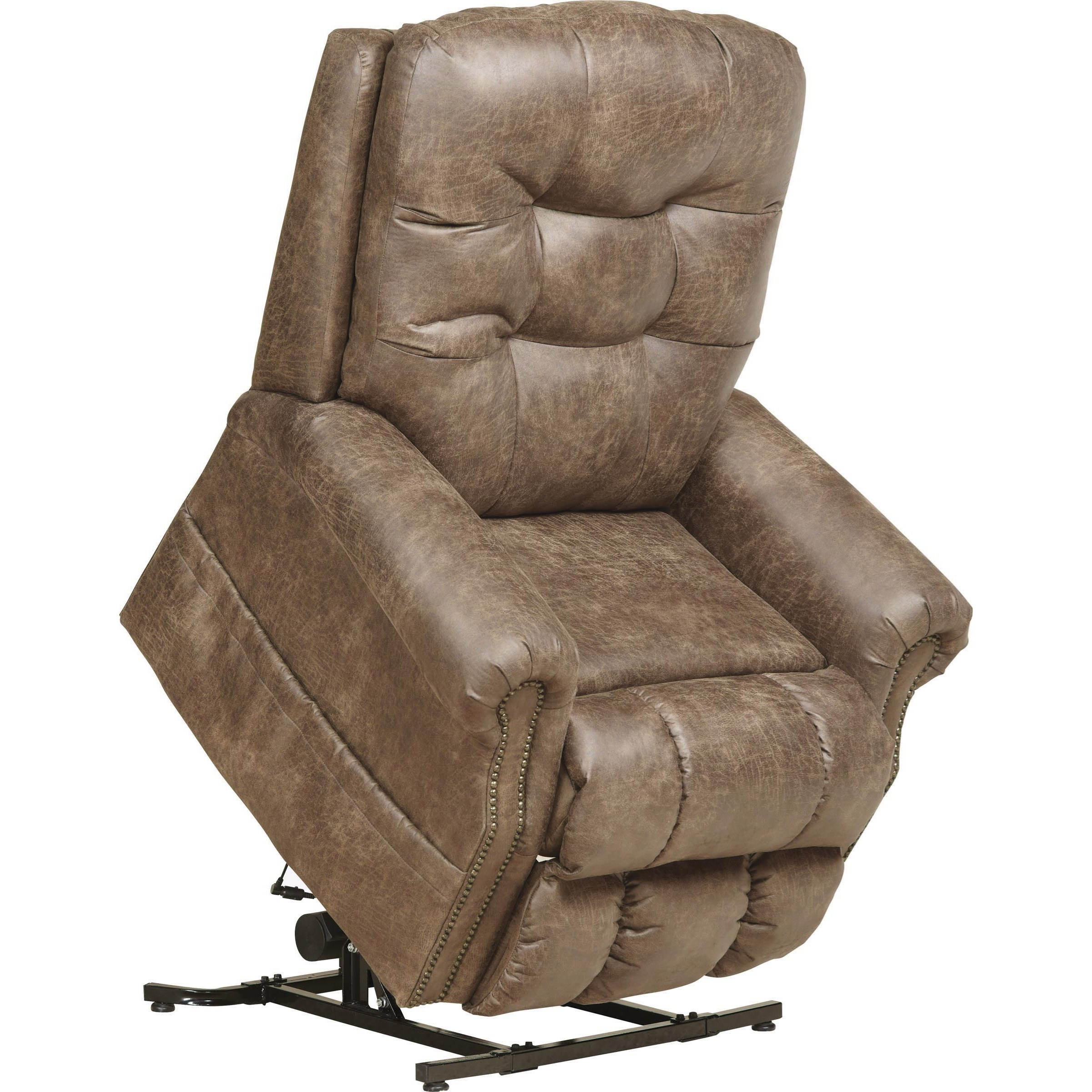 Lift Chairs Recliners Ramsey Lift Chair With Heat And Massage By Catnapper