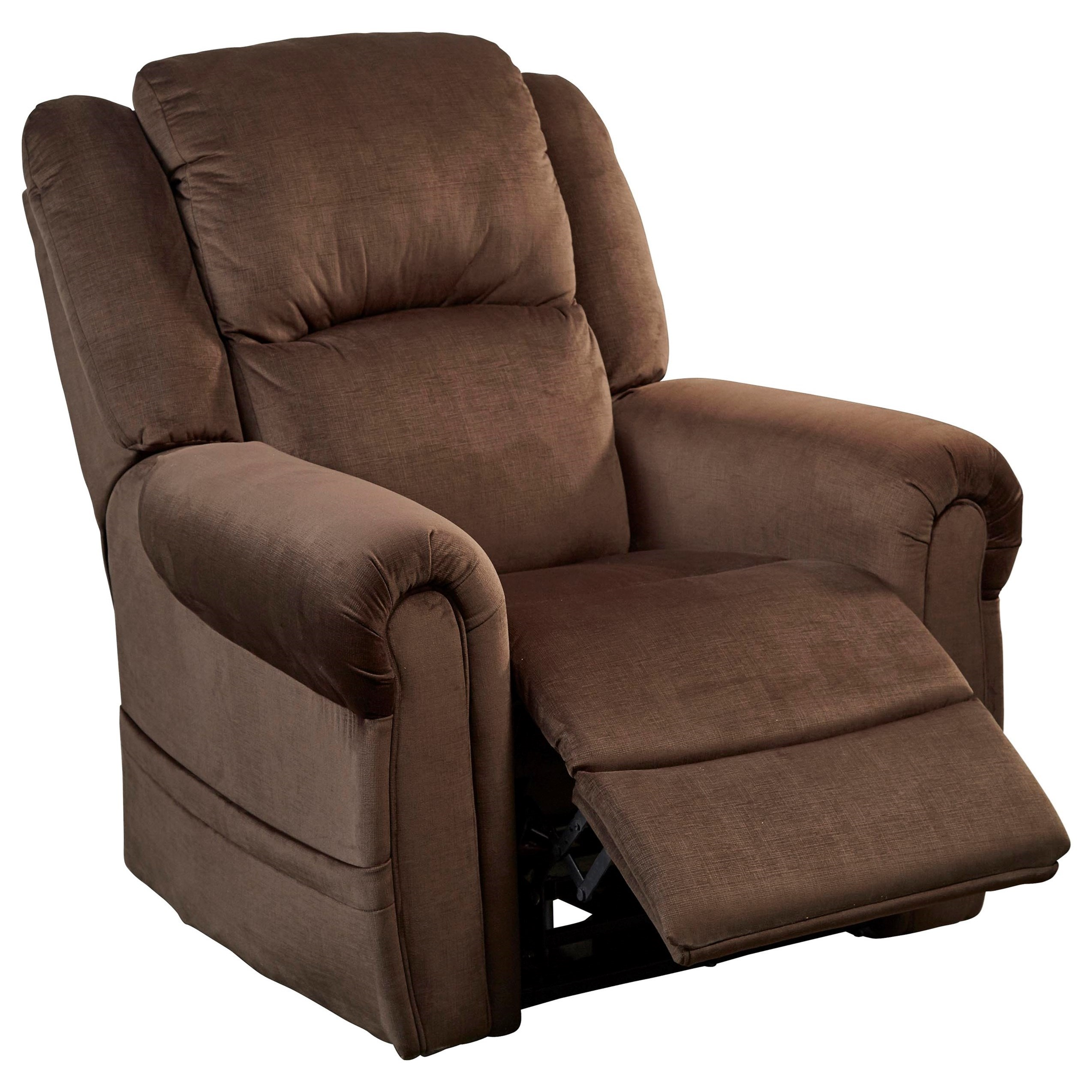 Catnapper Lift Chairs Spencer Power Lift Recliner With Power Headrest By