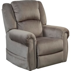 Power Lift Chair Pottery Barn Cushions Outdoor Spencer Recliner With Headrest By