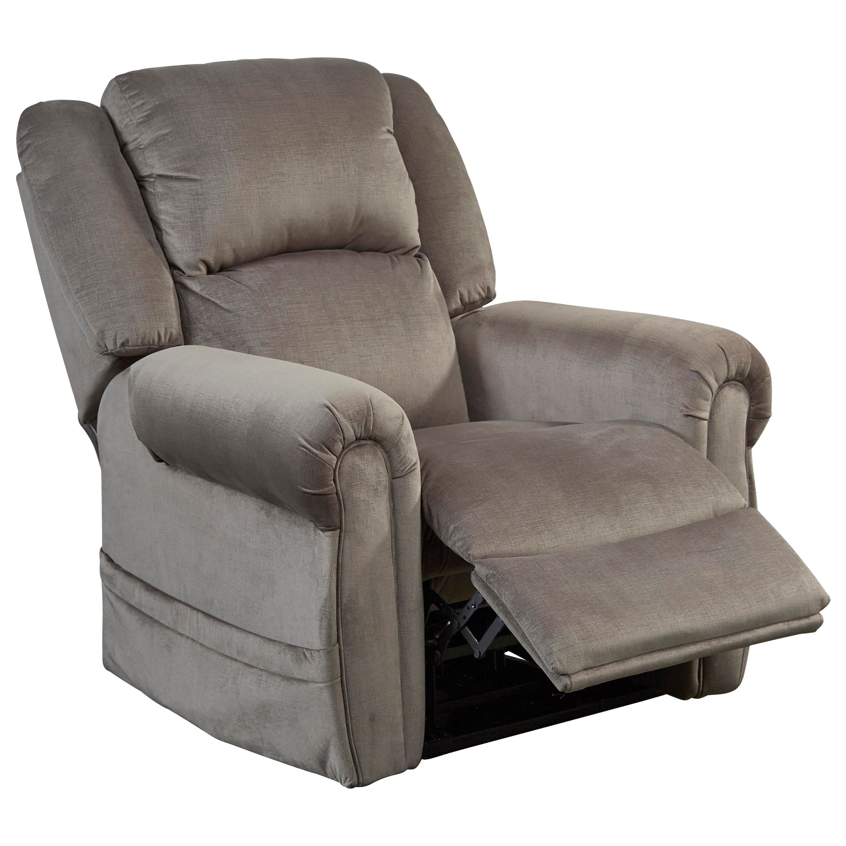 Lift Chairs Recliners Spencer Power Lift Recliner With Power Headrest By