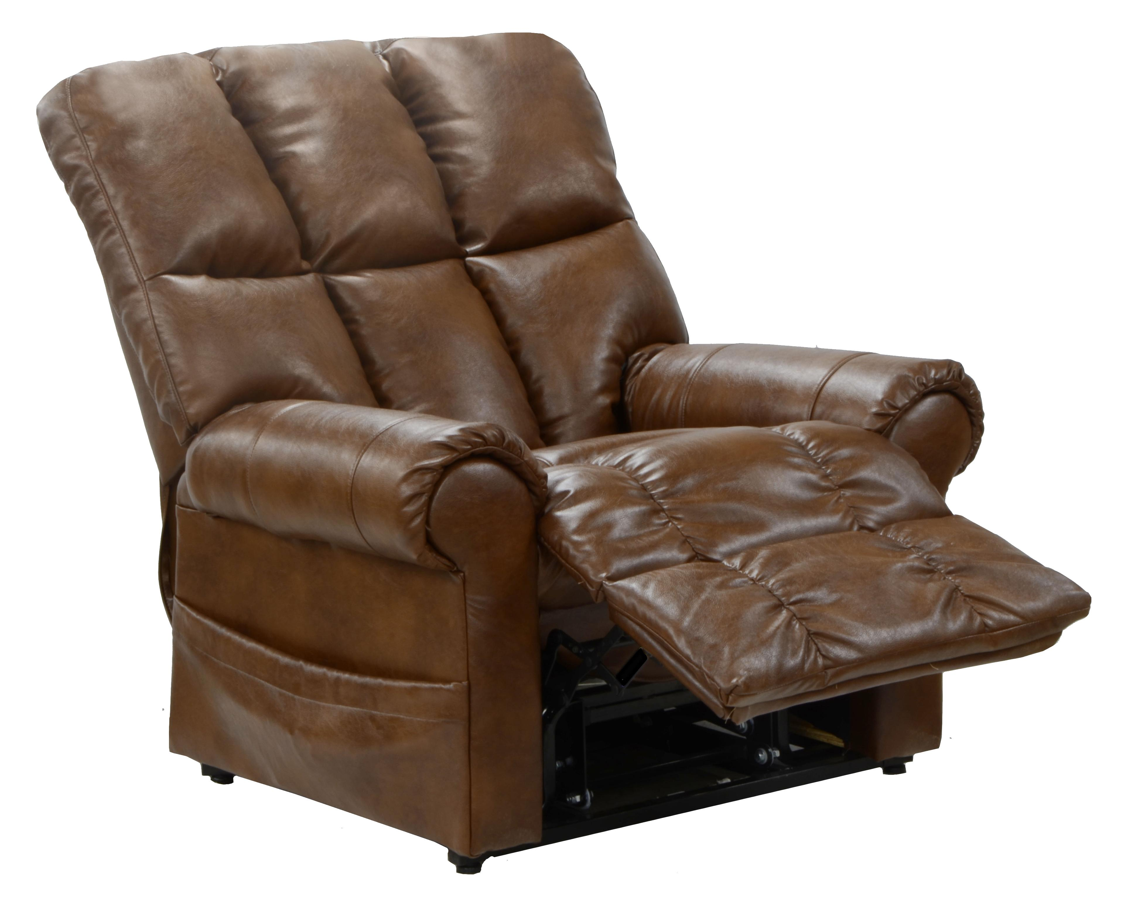 Recliner Lift Chairs Stallworth Power Lift Full Lay Out Recliner By Catnapper