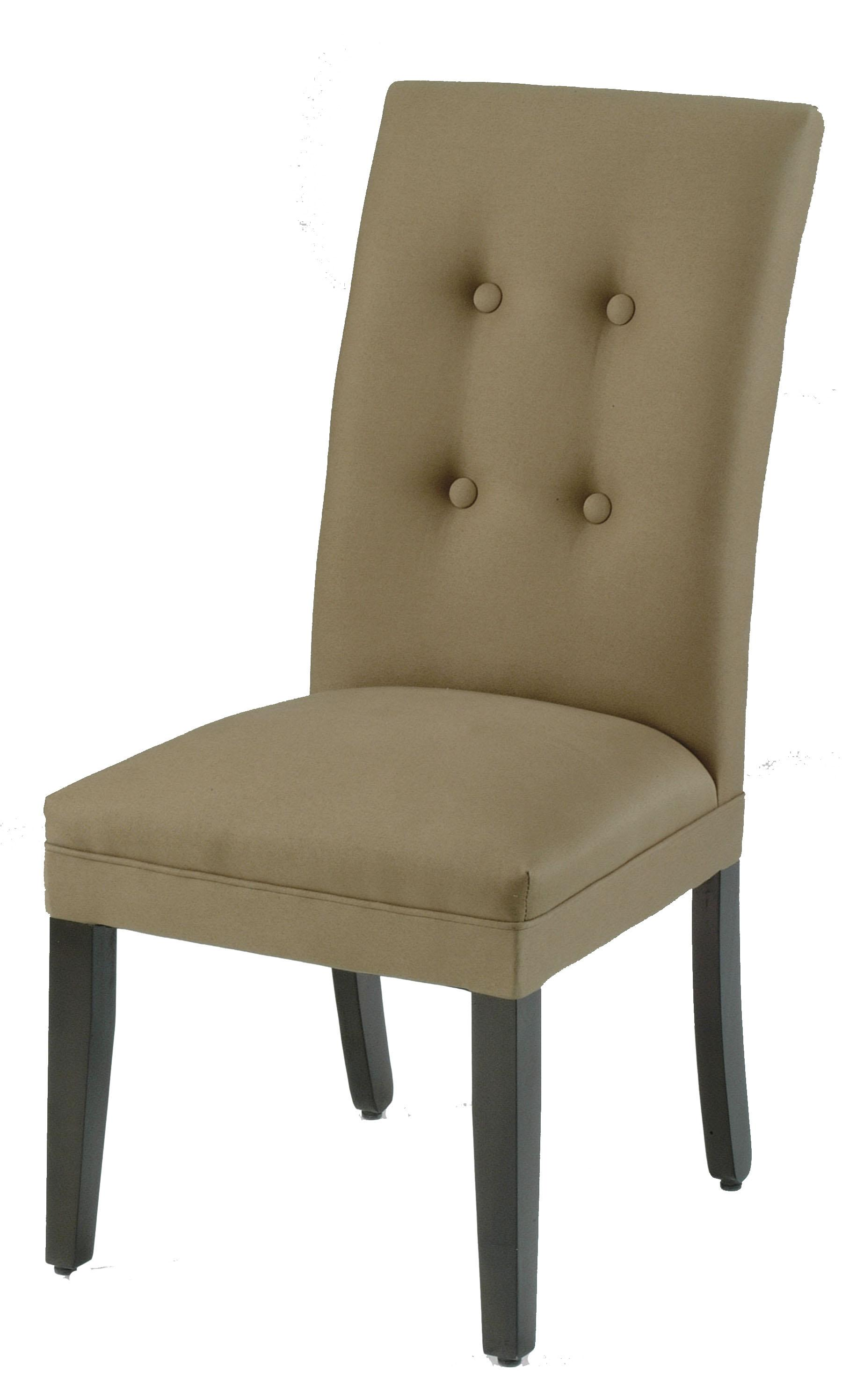 tufted accent chairs kids wicker rocking chair button parsons by cmi wolf and
