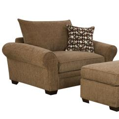 Big Living Room Chairs Toddler Upholstered Chair Ireland Extra Large And A Half For Casual Styled
