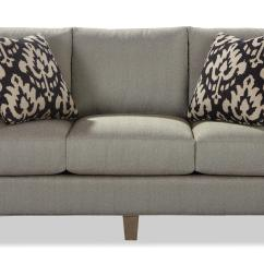 Transitional Style Sectional Sofas Pier 1 Imports Sofa Bed With Rolled Panel Arms By Craftmaster