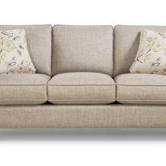 Sofa Store Towson Md Sure Fit Covers Transitional Sleeper With Sock-rolled Arms By ...