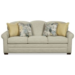 Queen Sofa Bed No Arms Intex Air Review Camelback Sleeper With Mattress By Craftmaster