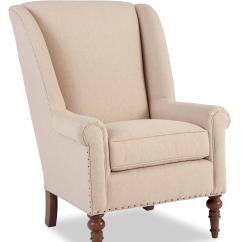 Traditional Wingback Chair Electric Lift Chairs For Sale With Modified Wing Back And Vintage Tack