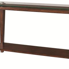 How To Make A Sofa Table Top Power Recliner Sets Contemporary With Glass By Hammary Wolf