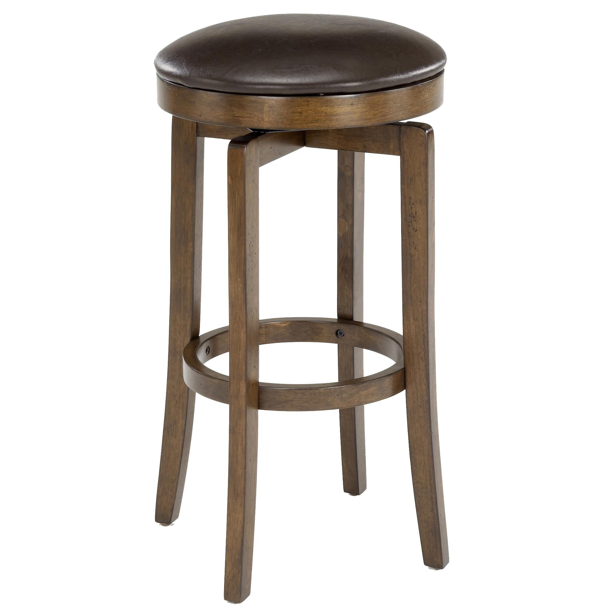 Bar Stools Chairs 31 Quot Brendan Backless Bar Stool By Hillsdale Wolf And
