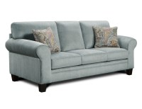 Transitional Style Sofa by J Henry