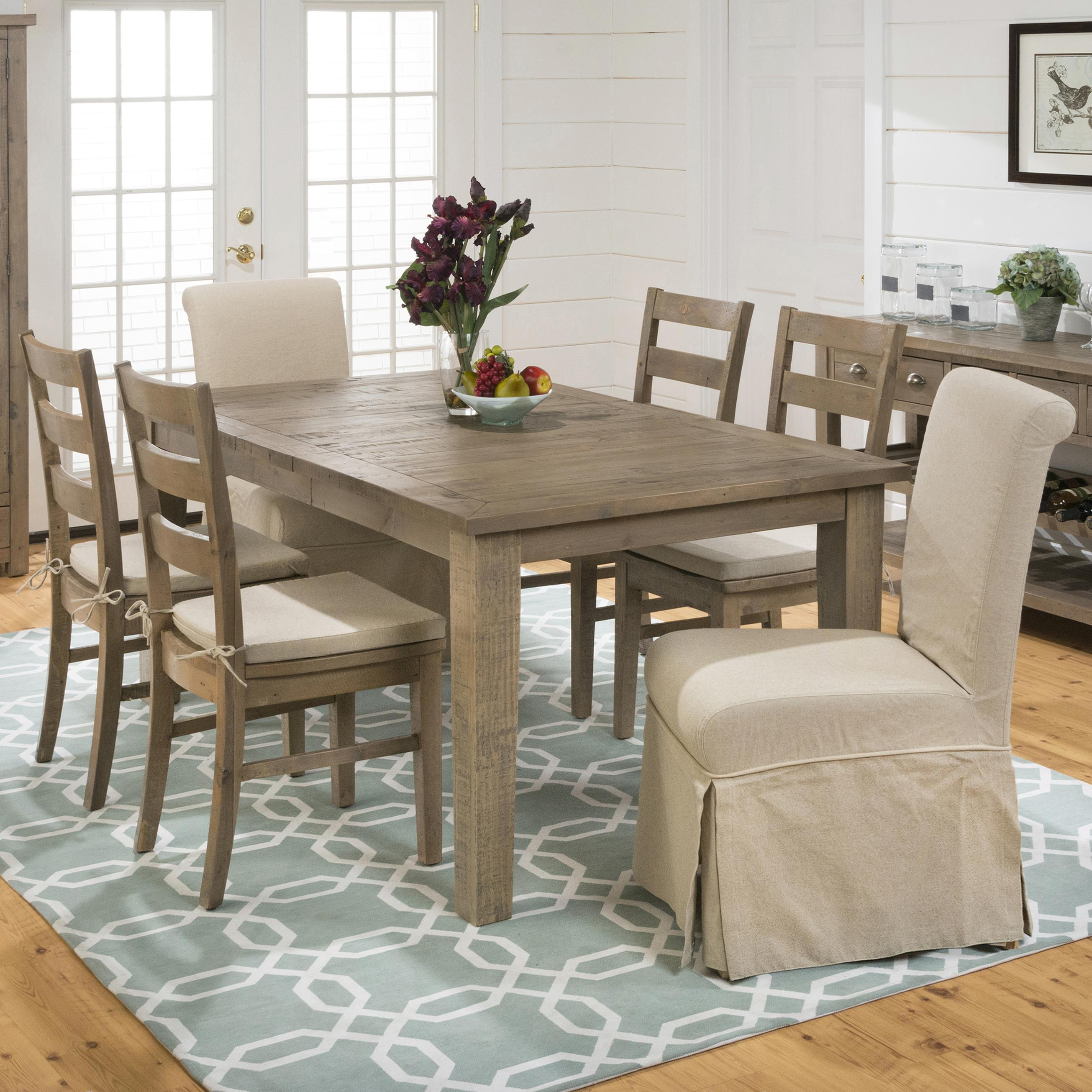tall dining table chair covers to rent near me rectangular ladderback and slipcover skirted