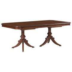 Pedestal Table And Chairs Church 4 Less Reviews Traditional Double Dining With 18th Century