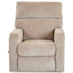 Rocking Reclining Chair Cloth Portable High Casual Swivel By Klaussner Wolf