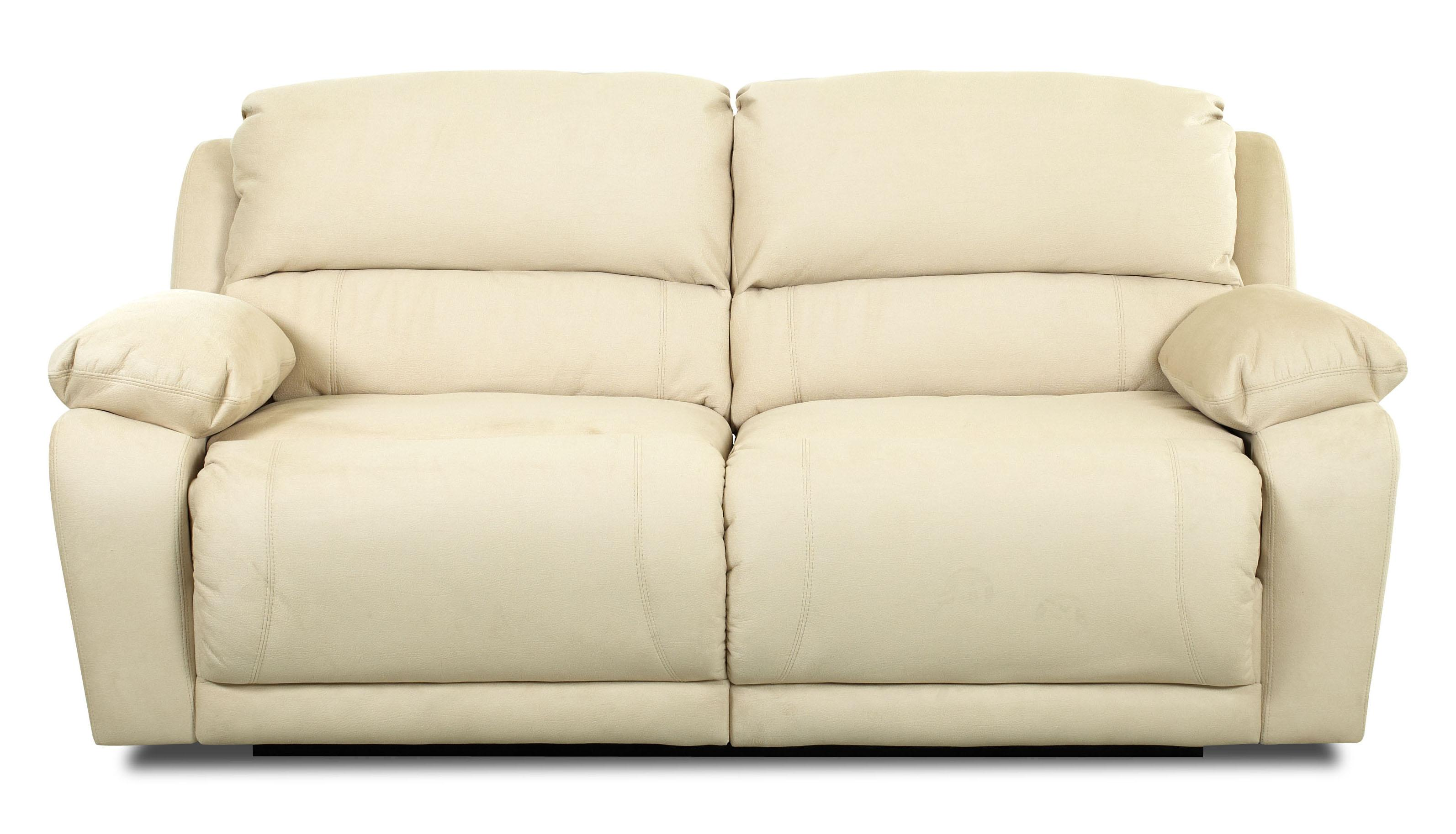 klaussner grand power reclining sofa cheap packages uk double by wolf and