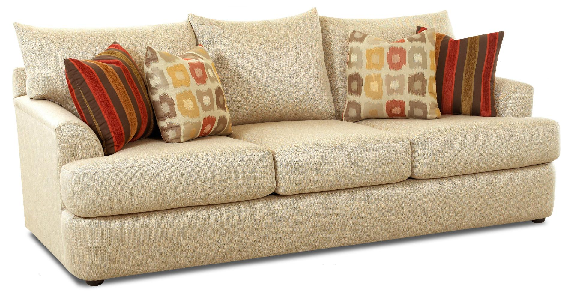 accent sofa pillows chenille sofas for sale three over with by klaussner