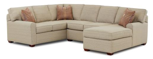Sectional Sofa with Right Facing Chaise Lounge by ...