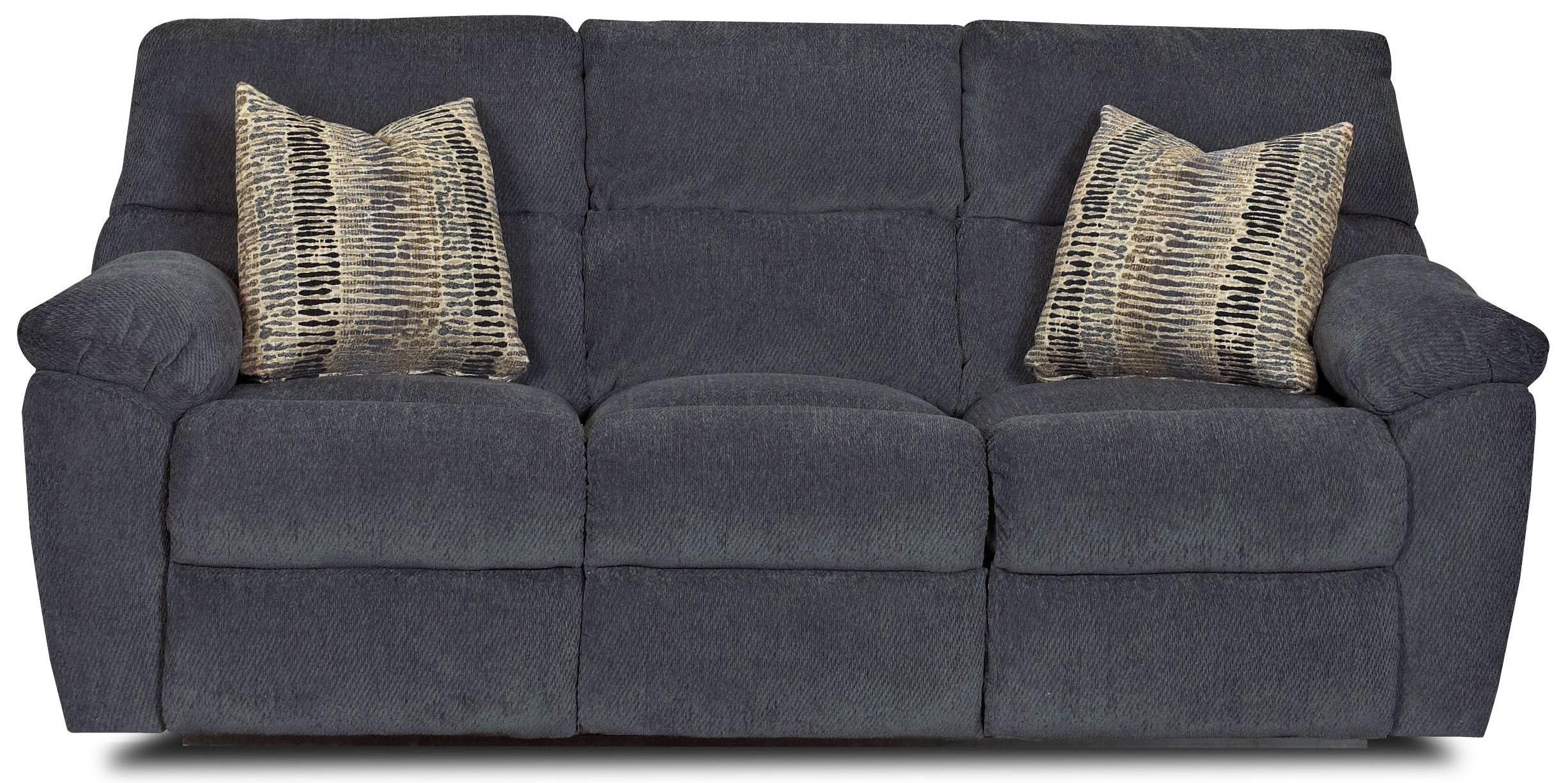 accent pillows for sofa cheap modern sleeper seattle casual reclining with pillow arms and