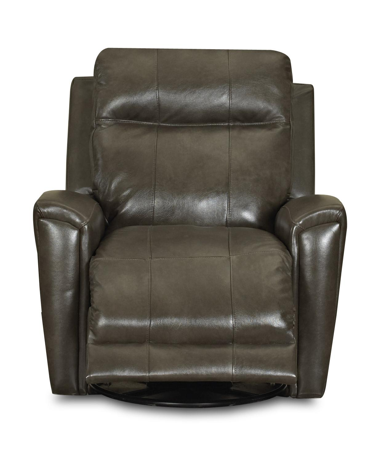 rocking reclining chair low folding transitional swivel by klaussner