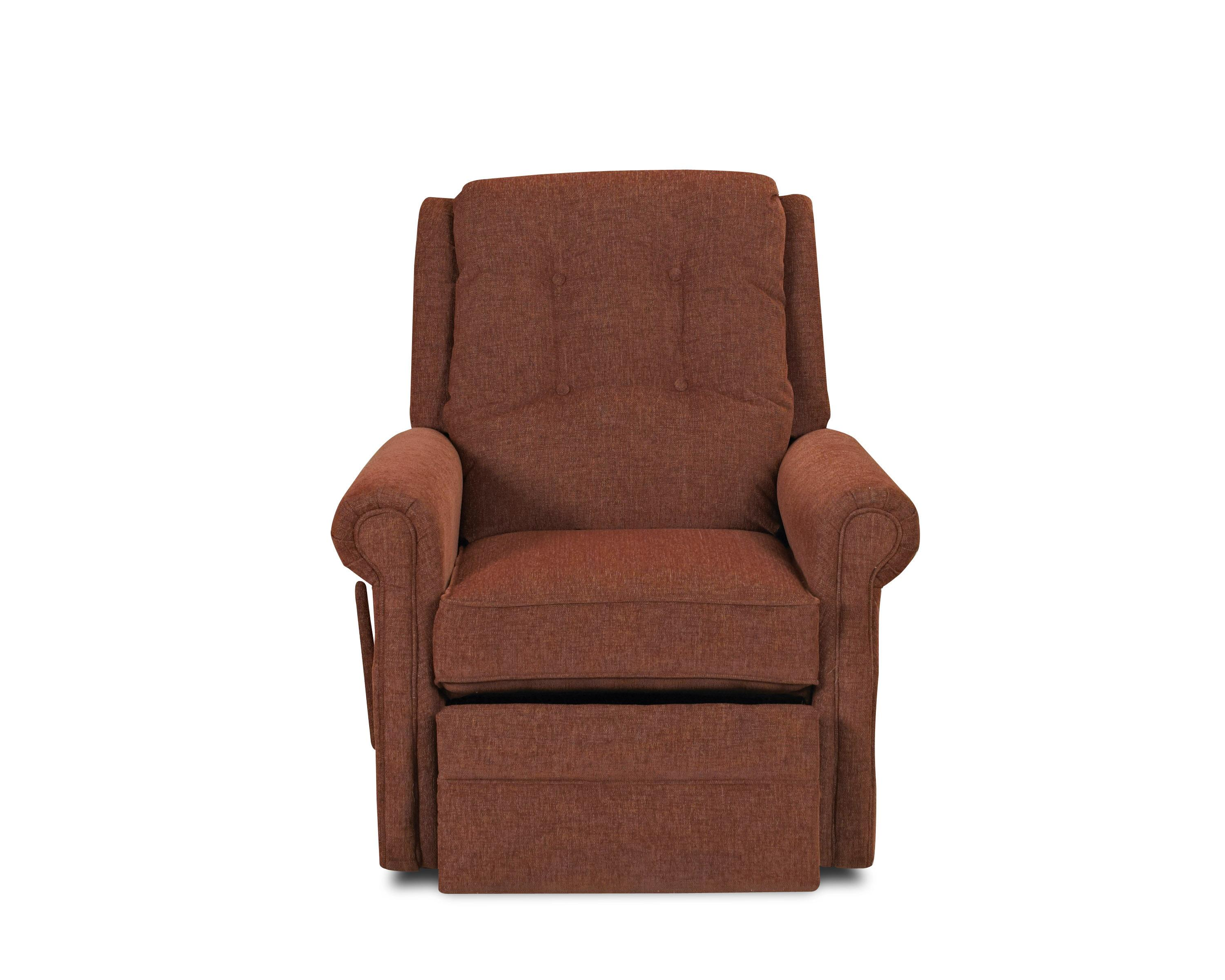 rocking reclining chair white spandex covers bulk transitional manual with button