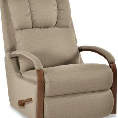 Lazy Boy Rocking Chair Fabric Padded Folding Chairs Harbor Town Reclina Way Reclining By La Z
