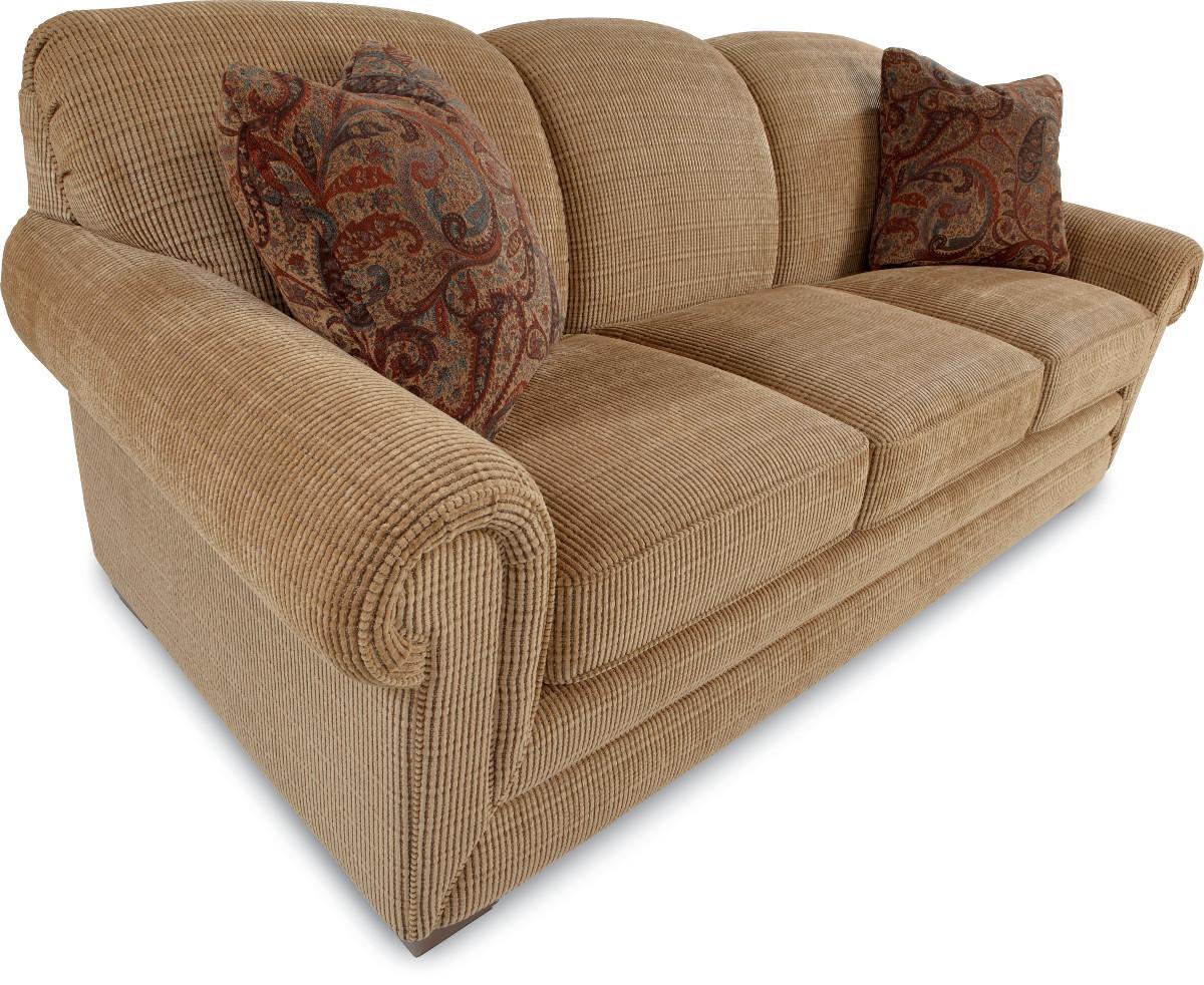 comfortable queen sleeper sofa velvet australia premier supreme comfort sleep by la z boy