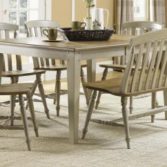 6 Chair Dining Table Springs For Rocking Chairs Six Piece Set With And Bench By