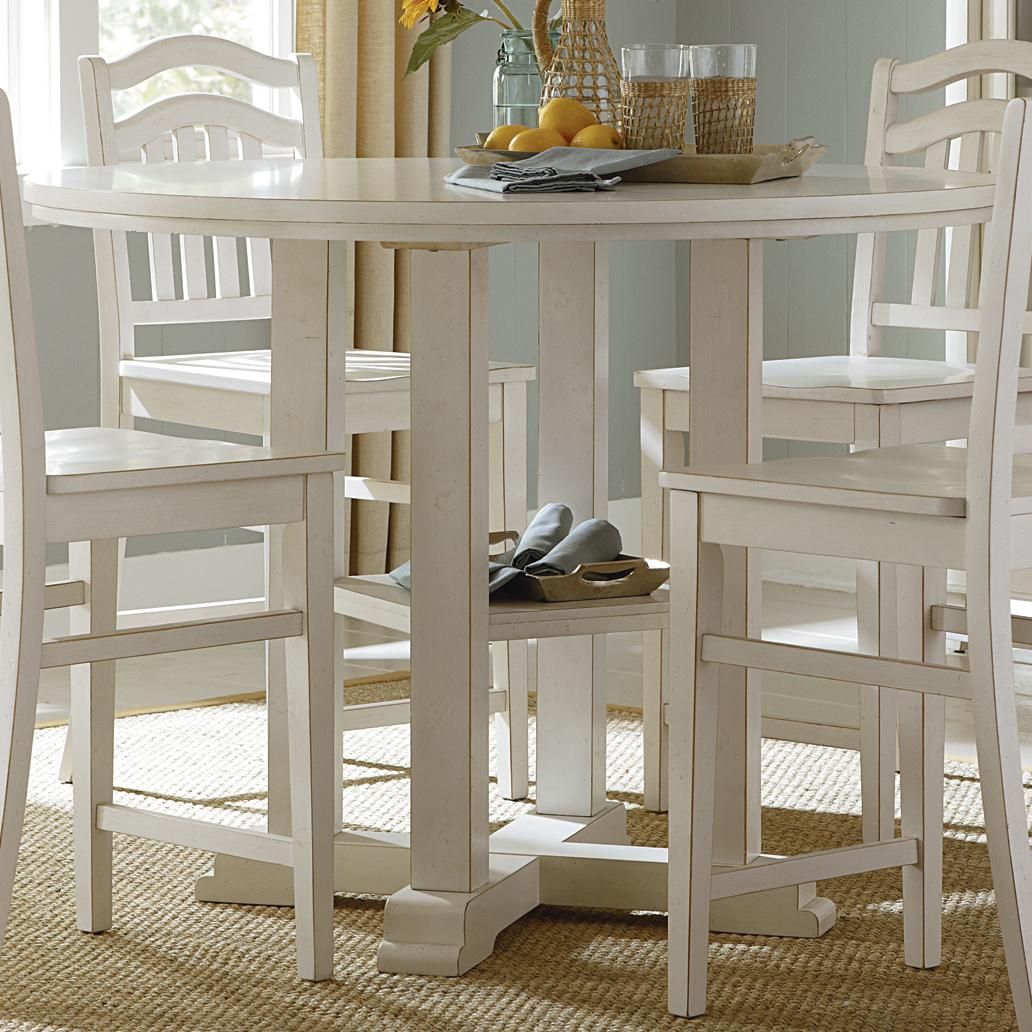 pewter kitchen table and chairs chairman 769 counter height gathering by liberty furniture | wolf gardiner