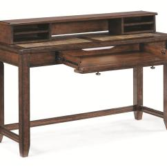 Sofa Desks Cover Bed Bath And Beyond Table Desk By Magnussen Home Wolf Gardiner