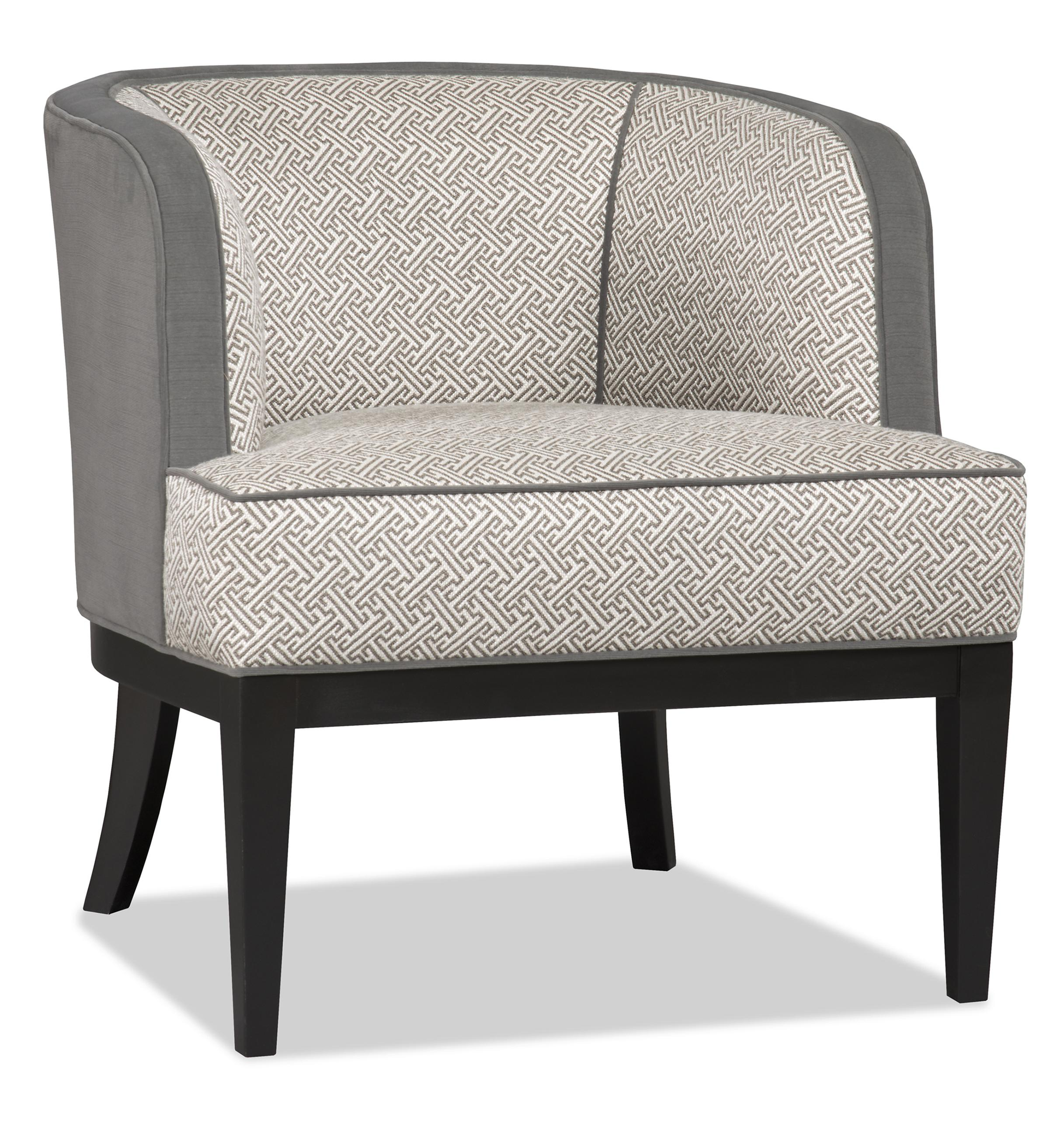 sam s club upholstered chairs chevron high chair contemporary barrel back with tapered block