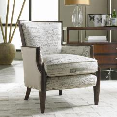 Sam S Club Upholstered Chairs Used Parsons Exposed Wood Accent Chair By Moore Wolf