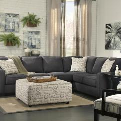 Jamestown 2 Piece Sofa And Loveseat Group In Gray How Do You Remove Pen From Leather 3 Sectional With Left By Signature Design