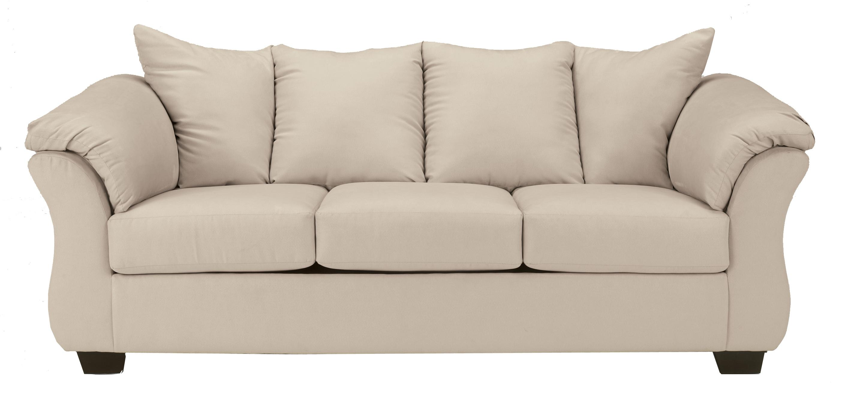 sofa back pillows 4 less concord contemporary stationary with flared by