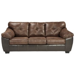 Leather Sofa Bed With Memory Foam Mattress White Modern Living Room Two Tone Faux Queen Sleeper