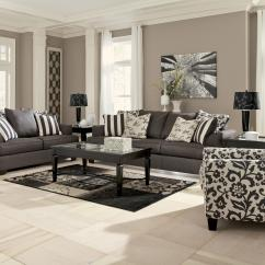 Floral Print Accent Chairs Two Seater Dining Table And India Chair In By Signature Design Ashley