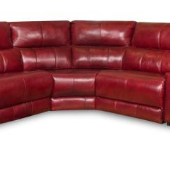 Power Reclining Sofa With Cup Holders For Small Es Sectional 5 Seats And