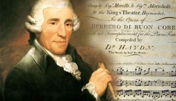 "Too Late Have I Loved Thee"": On the Genius of Franz Joseph Haydn ..."