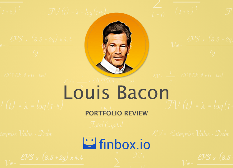 Louis Bacon's Trading Activity: Holdings Up 50% QoQ