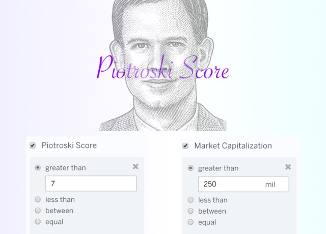 Piotroski Screen: This Proven Strategy Returned +90% in 2017