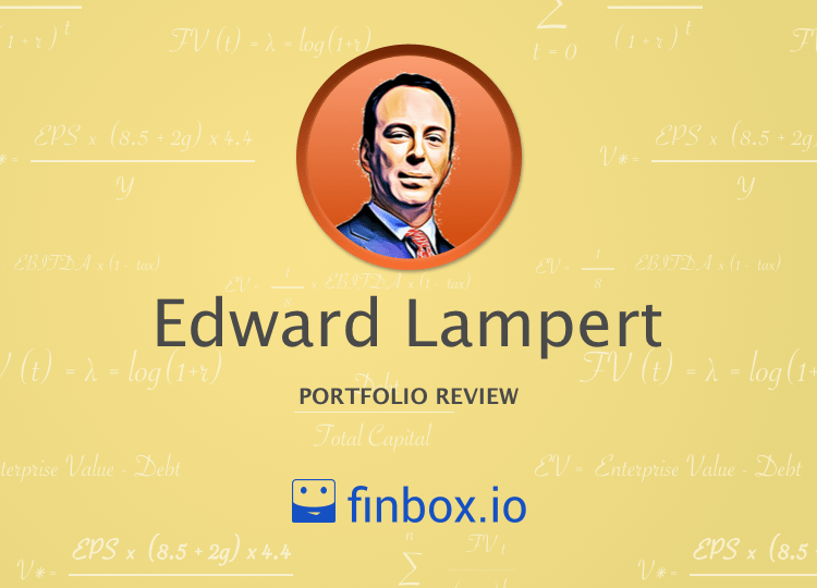 Edward Lampert From Hedge Fund Star To Sears Ceo Vintage Value