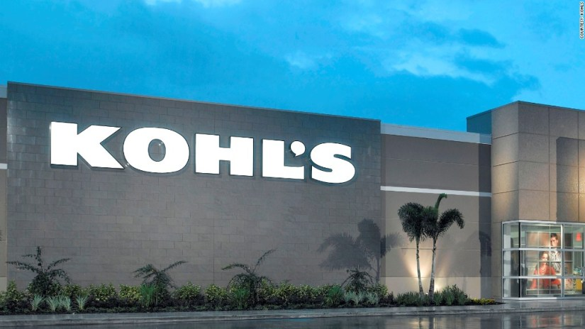 Bargain Bin: Kohl's Rings Up Nearly 30% Upside