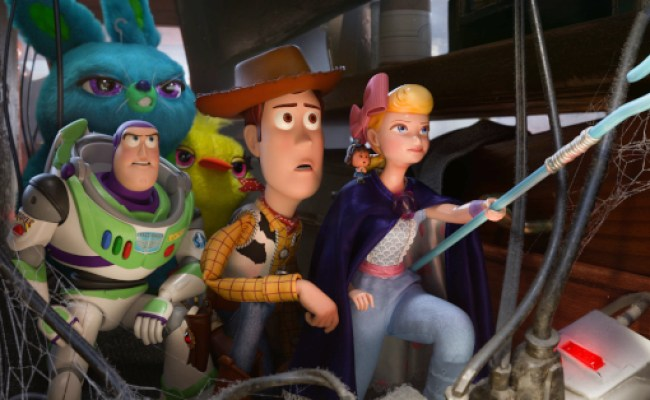 Toy Story 4 Might Have The Most Pixar Easter Eggs Ever