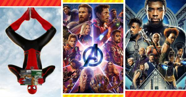 all 23 marvel cinematic
