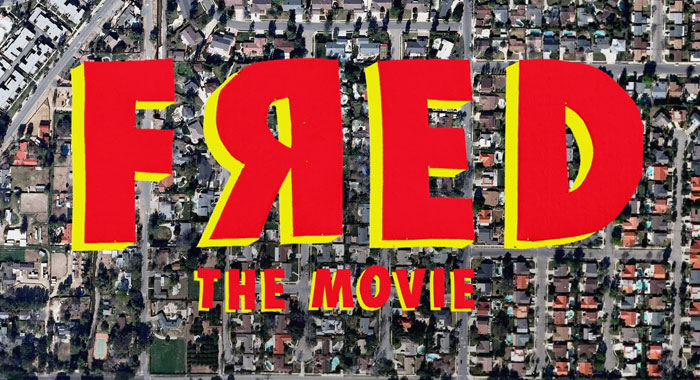 fred the movie is
