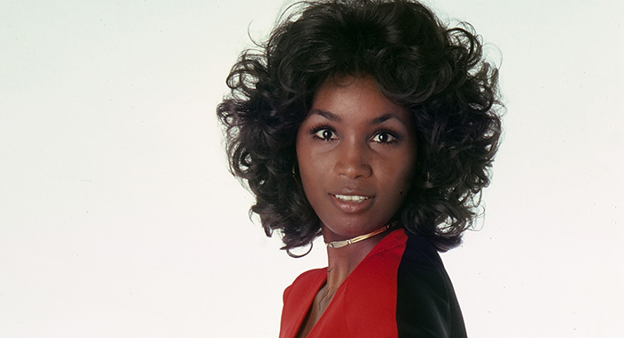 Unspecified - 1974: Teresa Graves in a promotional photo for 'Get Christie Love!'. (Photo by Walt Disney Television via Getty Images)