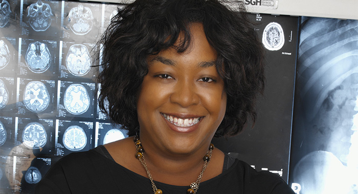 UNITED STATES - JULY 17: 103253_D_812 -- GREY'S ANATOMY - Shonda Rhimes is the executive producer/writer on