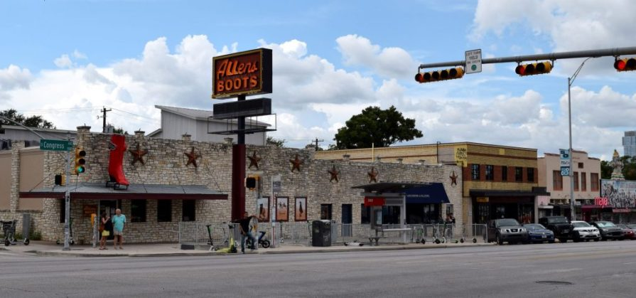South Congress Austin Texas