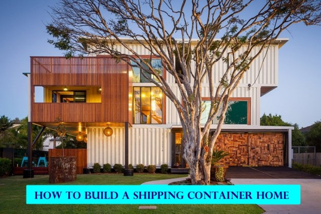 How to Build Amazing Shipping Container Homes - FREECYCLE USA