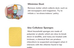 5 Healthy Home Cleaning Tips