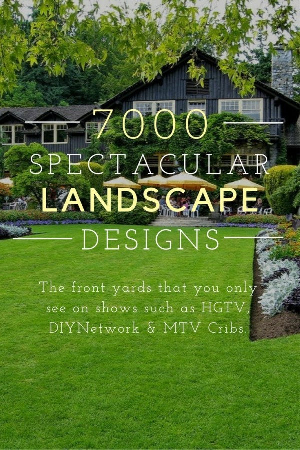 simple and easy landscaping ideas